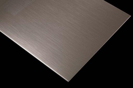 Stainless Steel | 900 | Microlon-grinding fine de Inox Schleiftechnik | Paneles metálicos