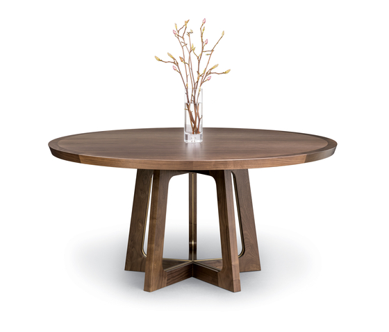 Verona Round Table by Altura Furniture | Dining tables
