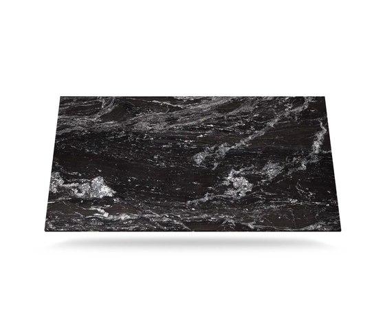 Sensa Black Beauty von Cosentino | Mineralwerkstoff Platten