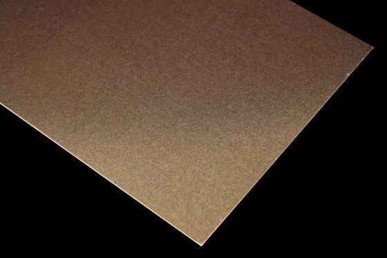 Nordic Brass Weathered by Inox Schleiftechnik | Sheets