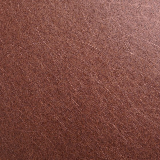 Nordic Brown Light | 990 | Angelhair longline soft by Inox Schleiftechnik | Sheets