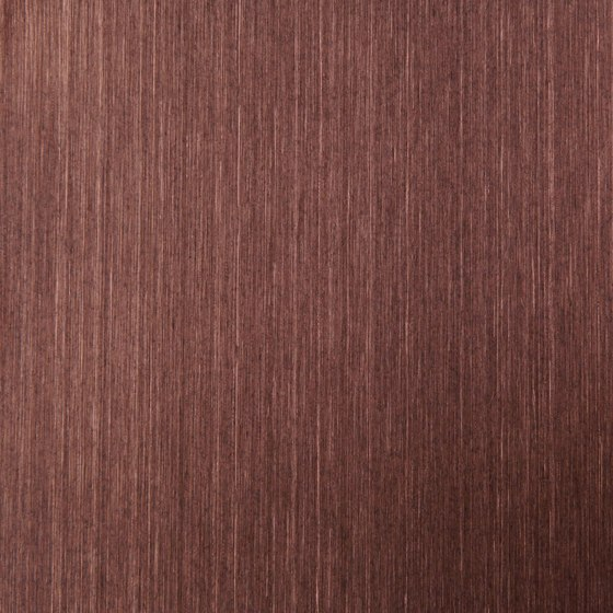 Nordic Brown Light | 1130 | Hairline medium de Inox Schleiftechnik | Paneles metálicos