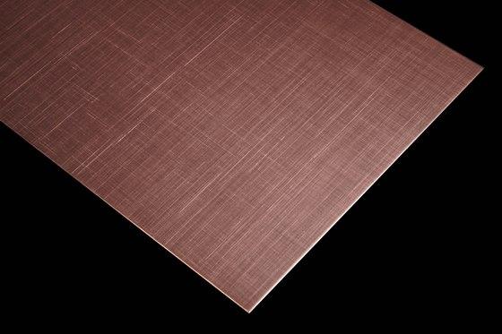 Nordic Brown   1140   Grinding-Cross di Inox Schleiftechnik   Lamiere metallo
