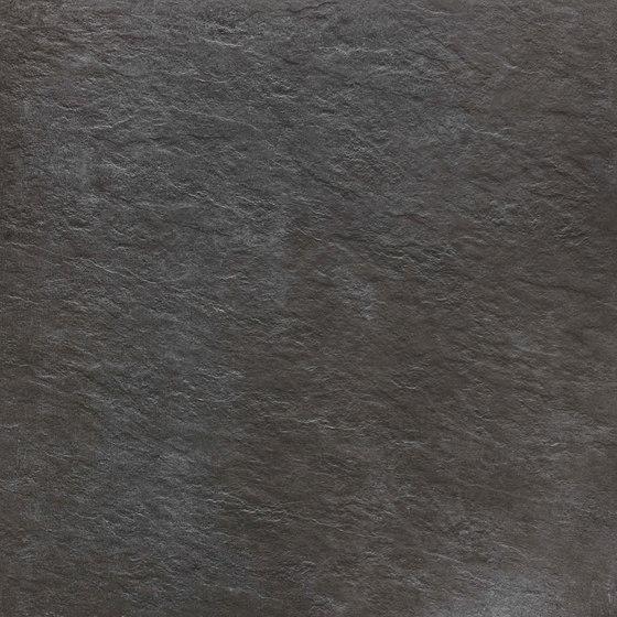 Bibulca | Black Outdoor rett. 60x60 cm von IMSO Ceramiche | Keramik Fliesen
