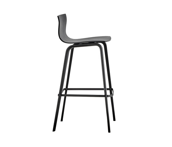Butterfly Bar Wood by Magnus Olesen | Bar stools