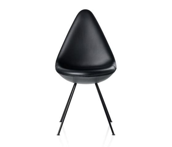 Drop™ | 3110, black edition by Fritz Hansen | Chairs