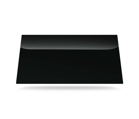 Silestone Iconic Black von Cosentino | Naturstein Platten