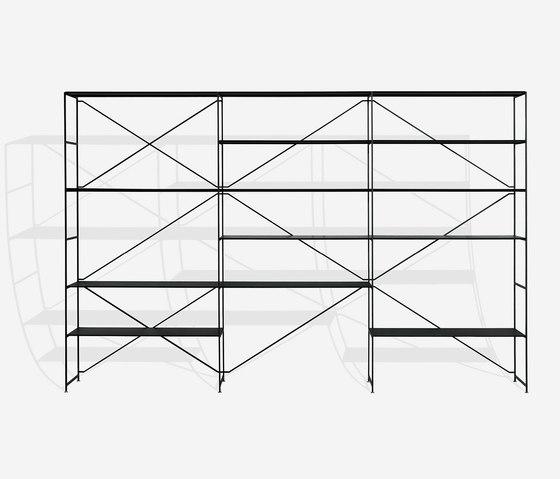 R.I.G. Modules by MA/U Studio | Shelving
