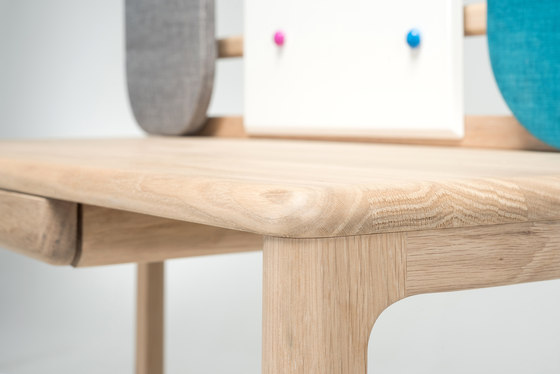 Bud Working Desk by Woak | Desks