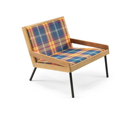 Allaperto Mountain Lounge armchair by Ethimo   Armchairs