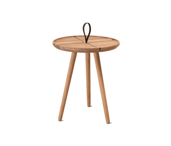 Malin Side Table di Woak | Tavolini alti