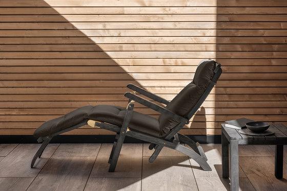 Cruise deck chair with Mattress di Ethimo | Lettini giardino