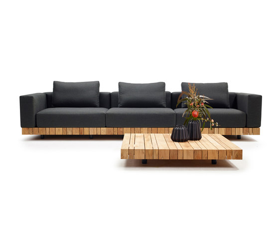 Plateau Lounge by solpuri | Sofas