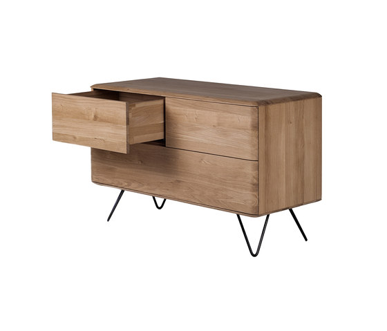 Malin Kommode Sideboard von Woak | Sideboards / Kommoden