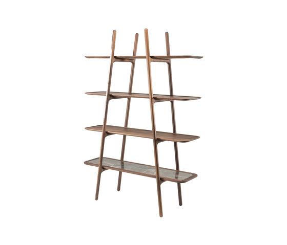 Malin Shelf System di Woak | Scaffali