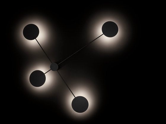 Round Control 2 di tossB | Lampade parete