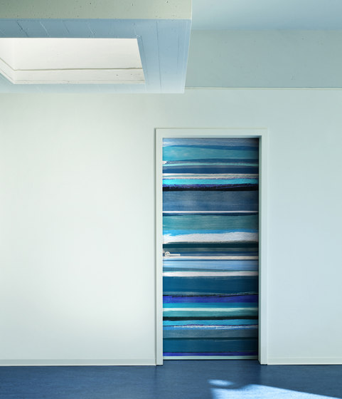 Doorpaper   Color Line de INSTABILELAB   Arte