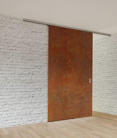 Doorpaper | Corten de INSTABILELAB | Arte