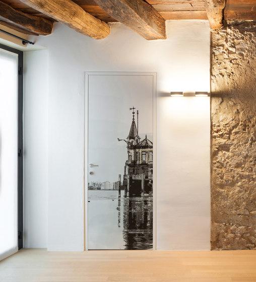 Doorpaper | Lake de INSTABILELAB | Arte