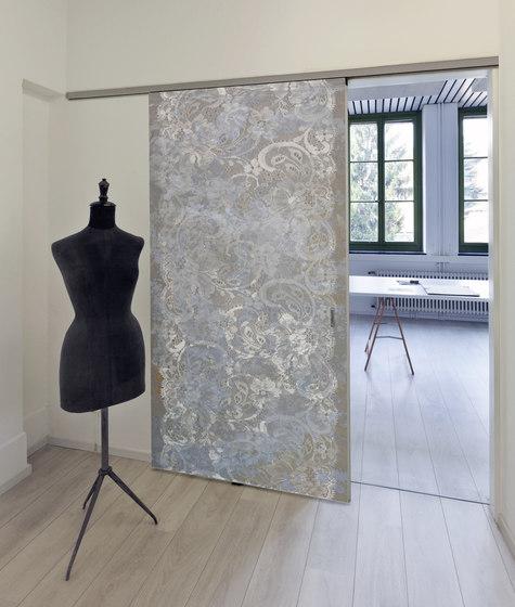 Doorpaper | Merlò di INSTABILELAB | Quadri / Murales