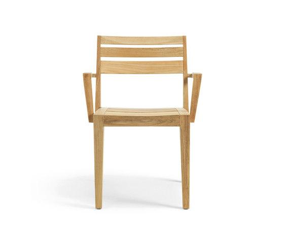 Ribot Dining armchair de Ethimo | Sillas