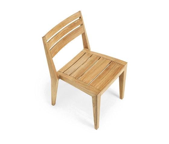 Ribot Dining armchair de Ethimo   Sillas