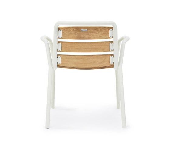 Stitch dining armchair de Ethimo | Sillas