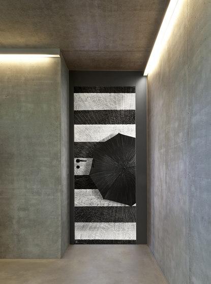 Doorpaper | Zebrano de INSTABILELAB | Arte