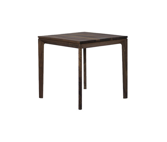 Raba Side Table di Woak   Tavolini alti
