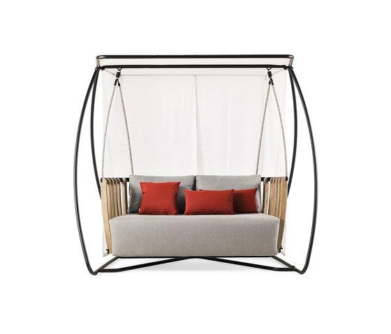 Swing Porch swing by Ethimo | Swings