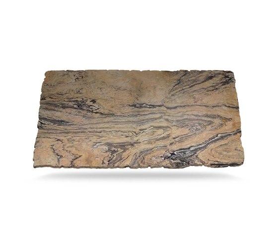 Scalea Granite Prahada Gold von Cosentino | Mineralwerkstoff Platten