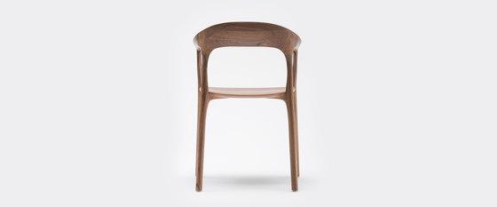 Elle Chair - Armrest de MS&WOOD | Sillas