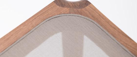 Primum Stuhl mit Mesh von MS&WOOD | Stühle