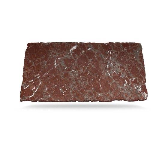 Scalea Marble Rojo Cehegin di Cosentino | Lastre pietra naturale