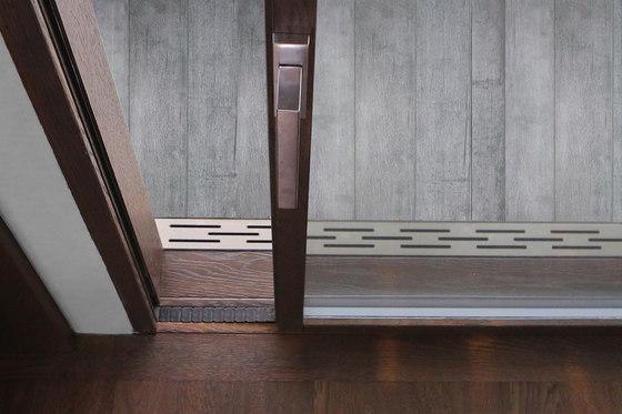 Ghost Wood Minimal Sliding Door Patio Doors From Isam