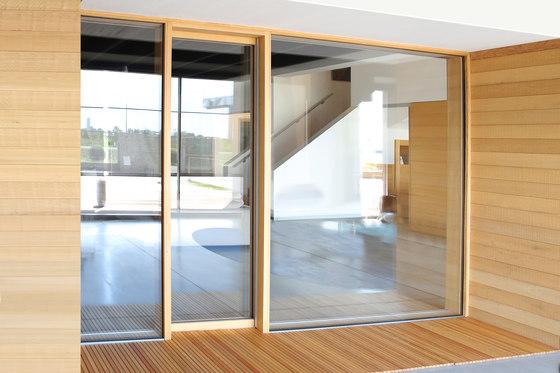 Panorama de ISAM | Portes-fenêtres