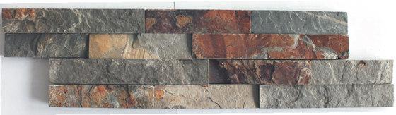 Pietre Da Rivestimento | Spaccatello Multi 10x35 cm by IMSO Ceramiche | Natural stone tiles