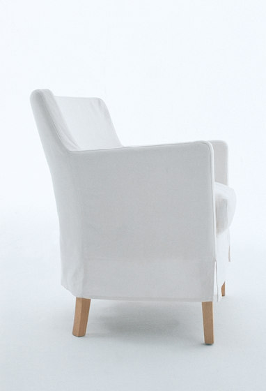 Ariel by Living Divani | Armchairs