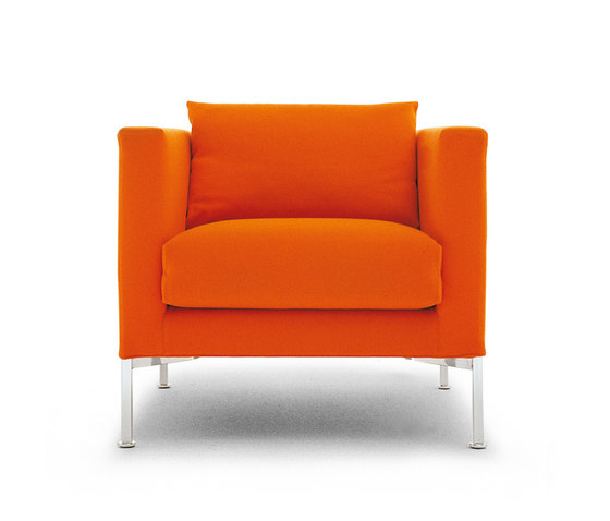 Box Armchair von Living Divani | Sessel