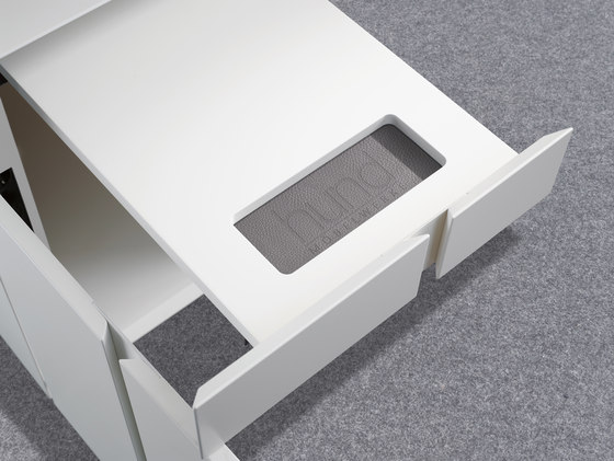 M-Move by Hund Möbelwerke | Contract tables