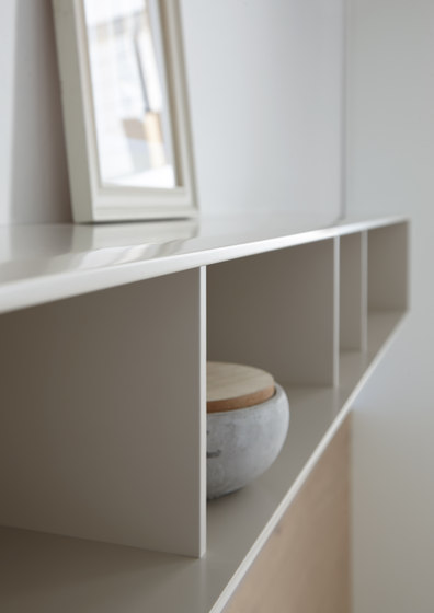 Apartment de Sudbrock | Vitrinas