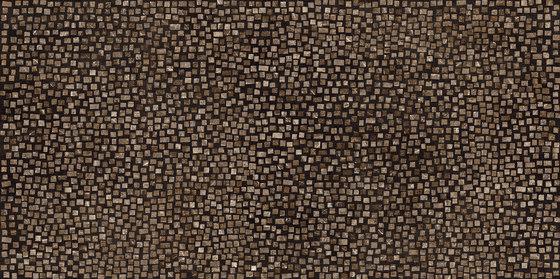 Tele di Marmo Frappuccino Pollock - seminato di tessere von EMILGROUP   Keramik Fliesen