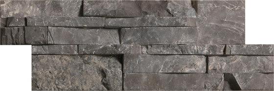 Pietre Da Rivestimento   Apuane Nero 15x40,5 cm by IMSO Ceramiche   Natural stone tiles