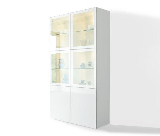 Cubo by Sudbrock | Display cabinets