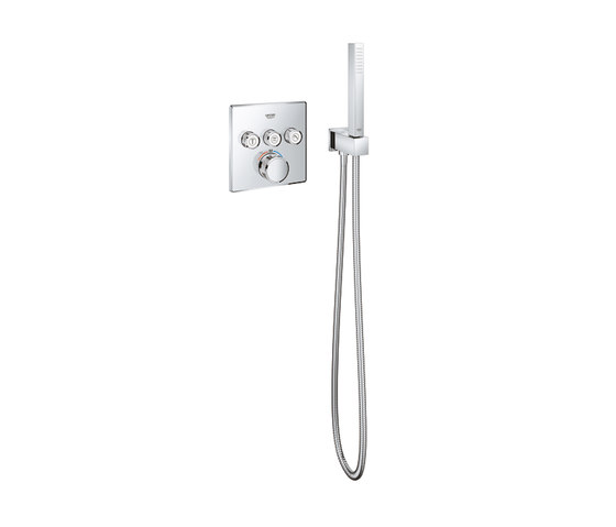 Euphoria Cube Stick Hand shower 1 spray by GROHE | Shower controls