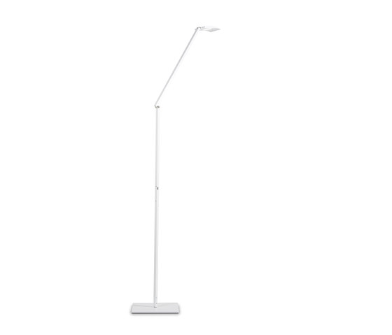 Mosso Pro LED Floor Lamp - White | Architonic