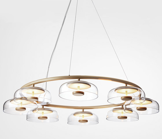 Blossi 8 by Nuura | Suspended lights