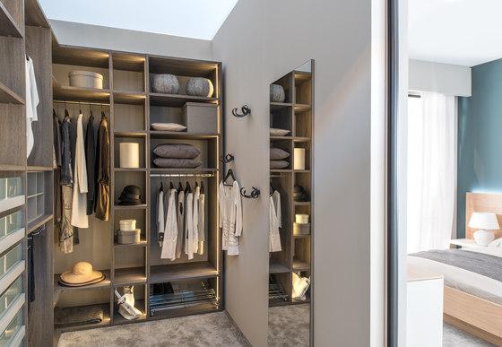 Fokus by Sudbrock | Walk-in wardrobes