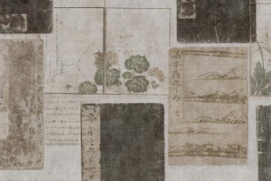 A Room With A View Carnet de Voyage di GLAMORA | Rivestimenti su misura