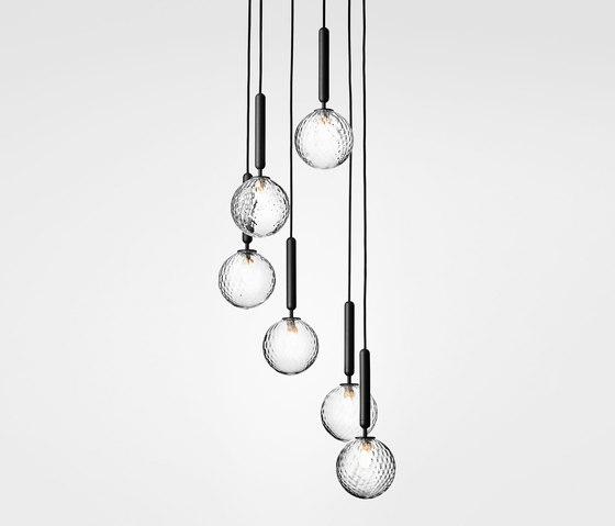 Miira 6 Optic by Nuura | Suspended lights